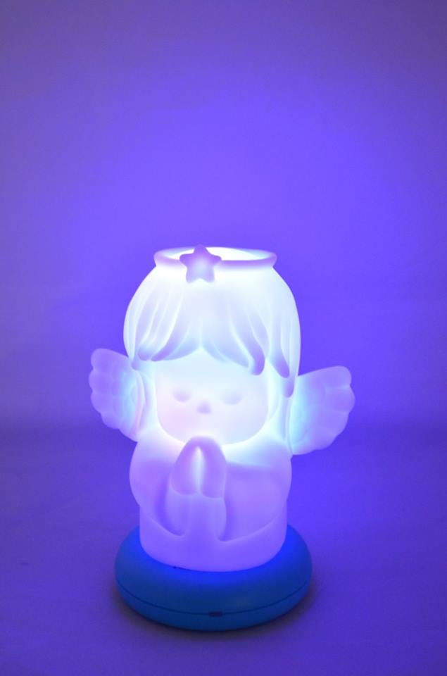 KinderGlo Night Light Giveaway