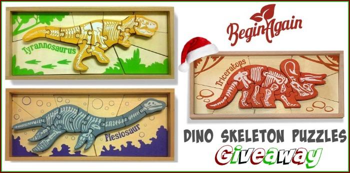 BeginAgain Puzzles Giveaway