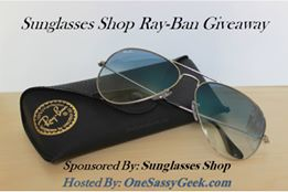 Sunglasses Shop Ray-Ban Giveaway