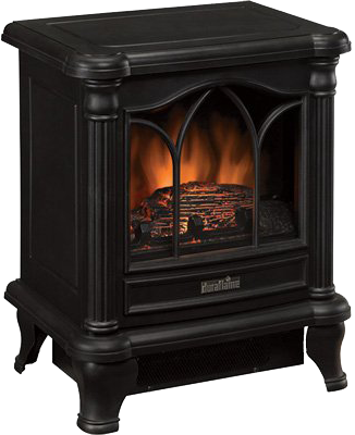 Duraflame Black Freestanding Electric Stove Sweepstakes