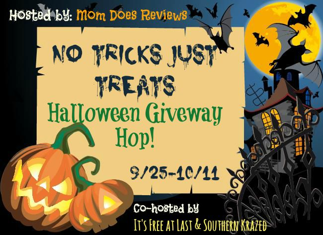 No Tricks Just Treats Halloween Giveaway Hop - Winners Choice $25 Gift Card