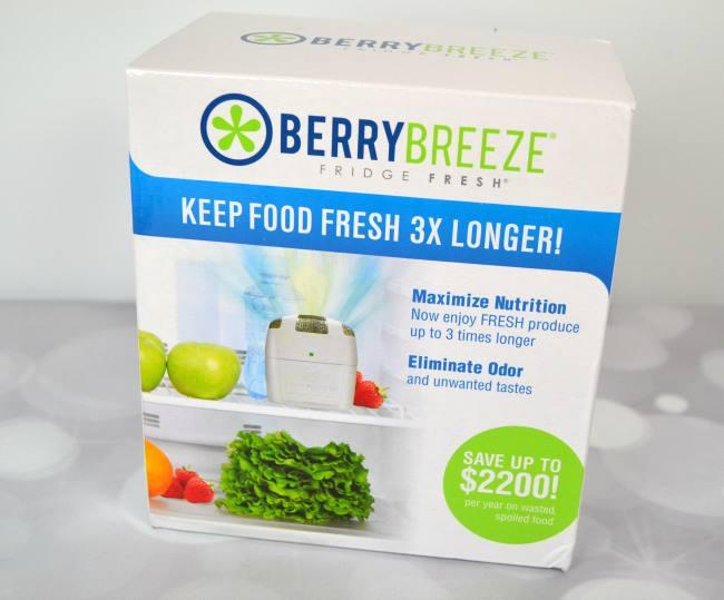 Berry Breeze Fridge Fresh Giveaway