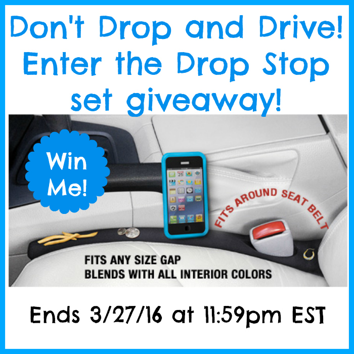 The Drop Stop Giveaway
