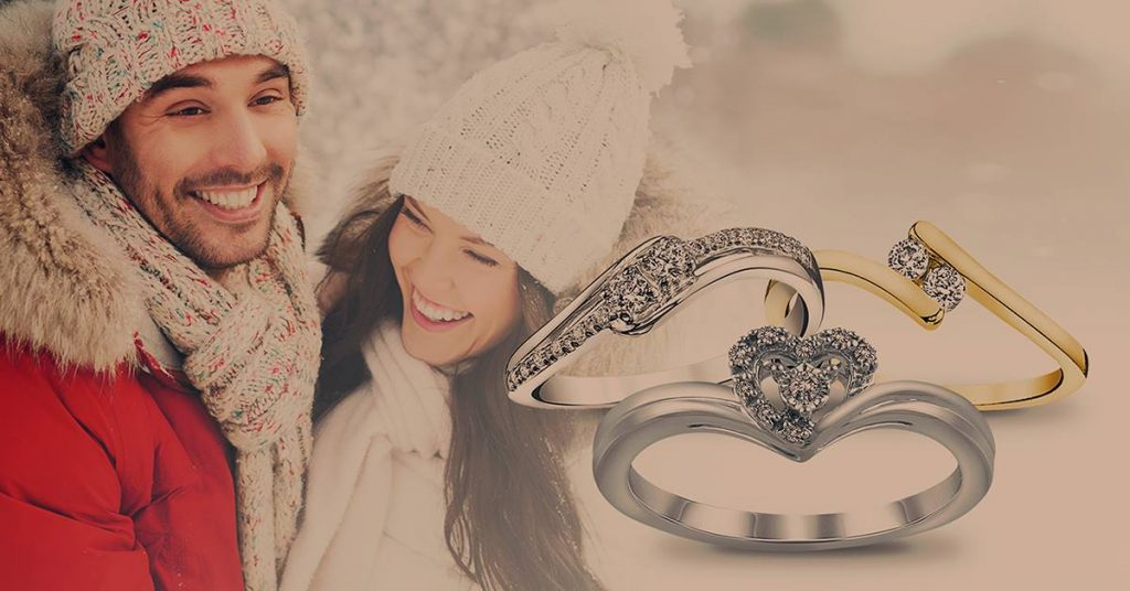 Morgan Jewelers - Win 1 of 3 Promise Rings Sweepstakes