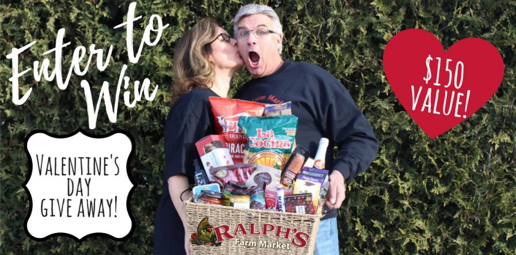 Ralph's Farm Market - Valentine's Day Sweetheart Gift Basket Giveaway ($150 Value)