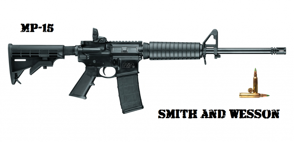 Smith & Wesson M&P-15 Sweepstakes